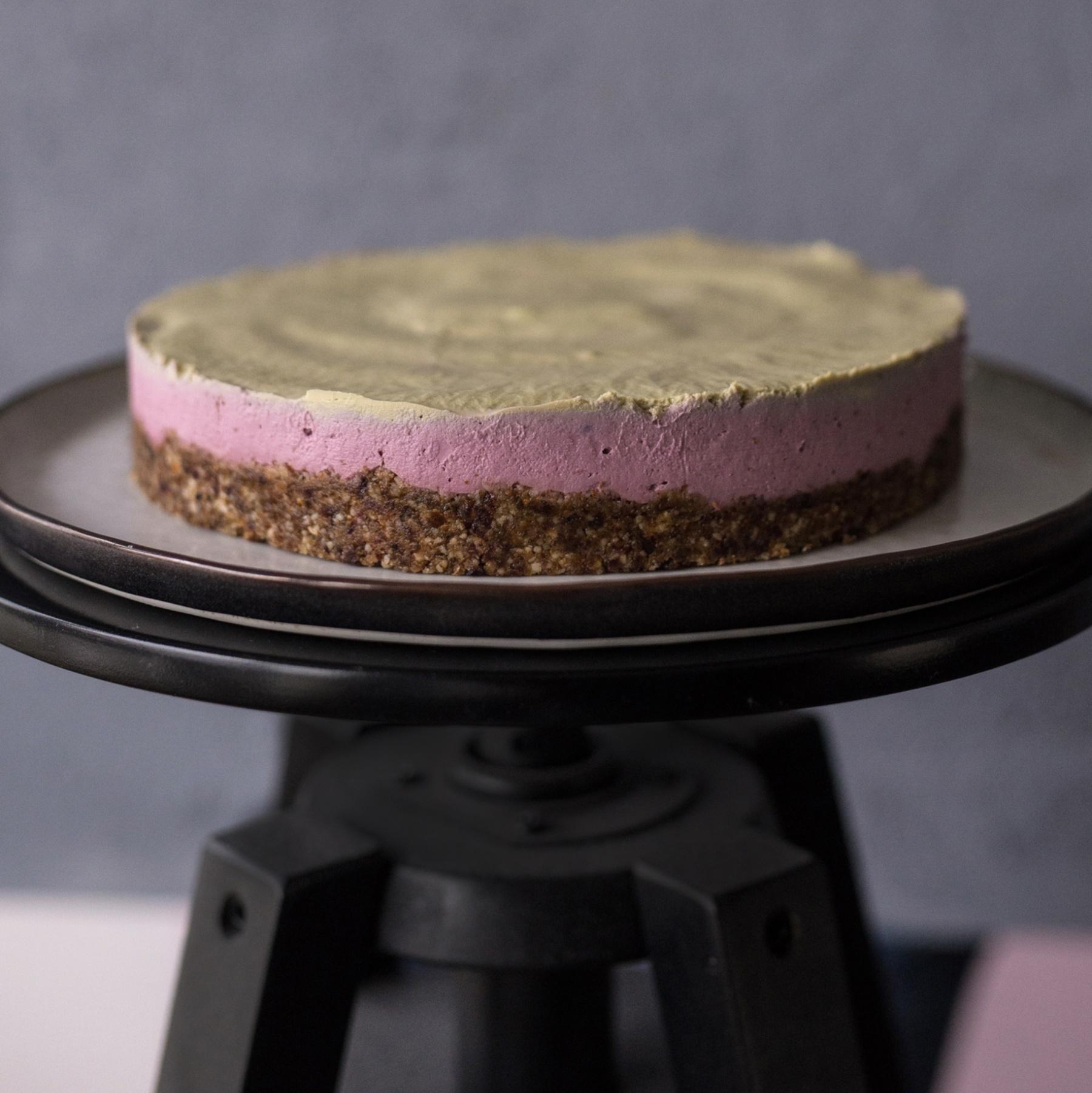 RAW CAKE MALINA